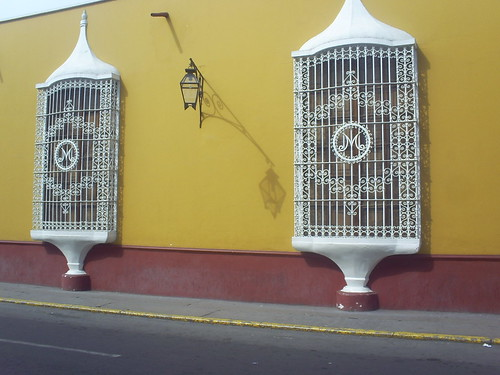 Ventanas de Trujillo