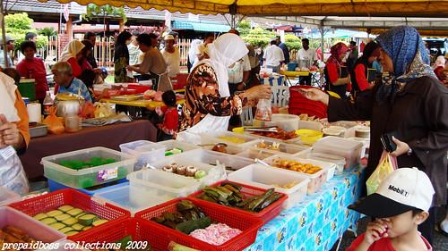 tapah bazar ramadhan x4