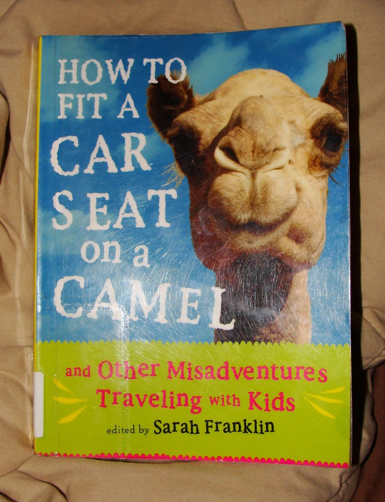 How to Fit a Car Seat on a Camel: And Other Misadventures Traveling with Kids by Sarah Franklin