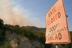 gate closed (Karol Franks) Tags: county ca foothills station airplane fire losangeles google waterdrop smoke flames lafd brush helicopter powerlines socal fireman angelescrest burbank blaze pasadena firefighter firedepartment bing brushfire copyrighted firecrew lacanada lacfd firesupport retardent okarol karolfranks aingworth pleasedonotuseimageswithoutmypermission xlale