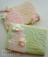 sample 2 (JILL's Sugar Collection) Tags: wedding cookies foods decoration icing piping picnik foodcolor royalicing sugarcraft