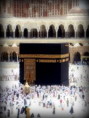 Makkah (Khanz004) Tags: city uk eid holly arab 09 arabia ibrahim 2009 mekka mecca umrah qatar makkah hajj mekkah saudia rammadan makam mukarama