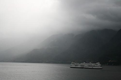 BC Ferries bei der Arbeit