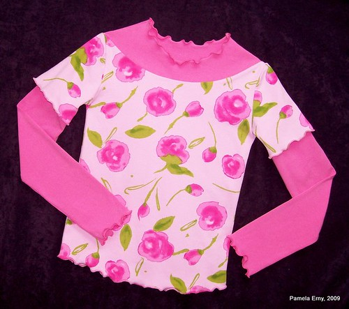 Willow's Rose top