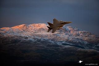McDonnell Douglas Boeing F-15E Strike Eagle 96-0205