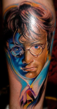 3902759609 287bd86689 o Tatuajes de Harry Potter