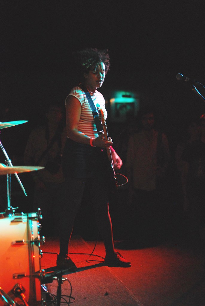 The Thermals at The Rhythm Room 9/8/2009