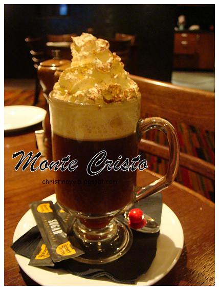 Fire + Ice Restaurant: Monte Cristo