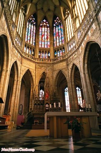 Natura 那秋。Czech 聖維特教堂-3