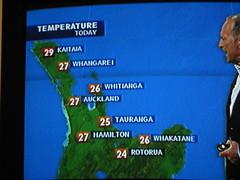 Nice weather in Tauranga