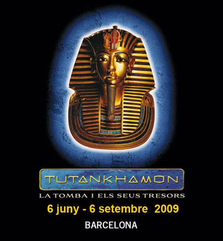 Los secretos de Tutankamon en el Museo Marítimo de Barcelona