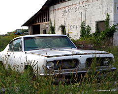 Plymouth Barracuda (tonyadcockphotos) Tags: plymouth barracuda countryroad plymouthbarracuda boydtonva southsideva mecklenburgcova
