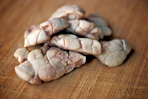 Trimmed and Pressed Sweetbreads