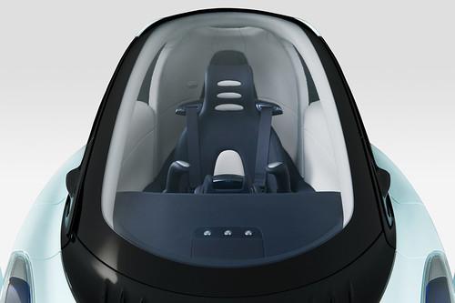 Nissan Land Glider vista frontal