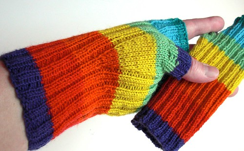 fingerless mittens for Hannah-3