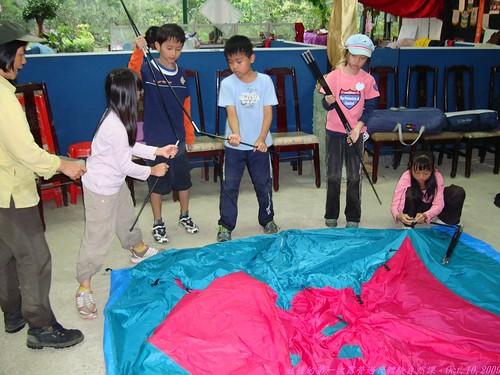 katharine娃娃 拍攝的 22搭帳篷。