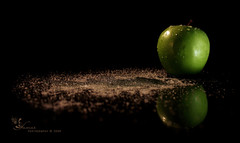 Fresh green (s@mar) Tags: green apple fruit fresh greenapple