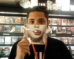 Travessa True Blood - Renan (Gambiarra) Tags: cdcover travessa livrariadatravessa trueblood