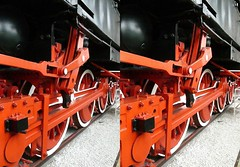 Technik Museum Speyer - 3D Stereo Crosseye view (normandie2005_horst Moi_et_le_monde) Tags: railroad germany stereoscopic stereogram stereophotography 3d crosseye crosseyed cross eisenbahn stereo stereoview locomotive eyed stereopair pfalz crossed stereofotografie speyer dampflokomotive lokomotive stereoptic stereoscope stereoscopy steamlocomotive technikmuseum stereophotograph chemindefer crossview divergent stereographie kreuzblick stereophotomaker locomotiveàvapeur
