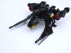 Hunter1 (Rogue Bantha) Tags: lego space micro blacktron