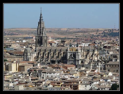 Catedral desde El Valle