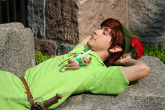 A Time for Rest (briberry) Tags: bell disneyland tinkerbell disney peter pan neverland tinker