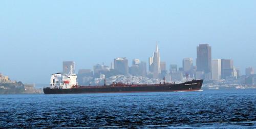 Oil Tanker the Size of a Small City