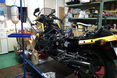 GPZ900R by Motorcycle Workshop J.BOY