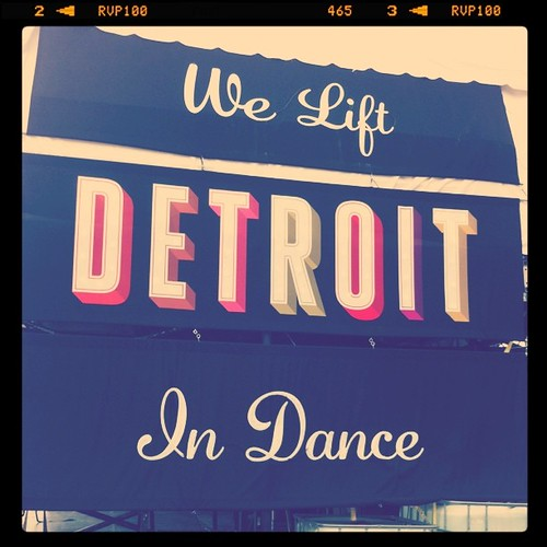 """We Lift Detroit in Dance"""