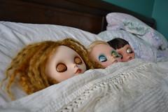 Sleeping Sisters - 150/365 ADAD 2011
