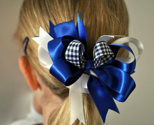 Custom Boutique Bow