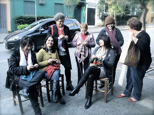 Dia de Tricotar em Público1