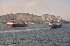 Salamina Perama (ktheog) Tags: salamina perama ferry