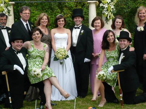 Brad simoneaux wedding