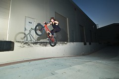 Mikey Babbel Icepick (brandonmeans) Tags: california trees love ice pool wall out photography one industrial ride d70 seat air leg brandon stall mikey southern bryan area huge pick pocket temecula means sprocket drained babbel barspin
