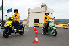 MOTORINO SICURO 2009 (FFASOLA) Tags: isoladelba guidasicura fabiofasola motorinosicuro