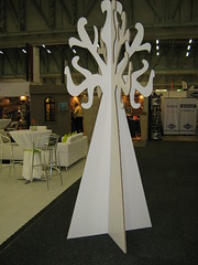 X-Board  - decorative tree