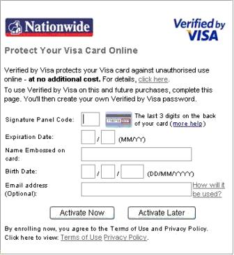 Verified by Visa: a conversion rate killer? – Econsultancy