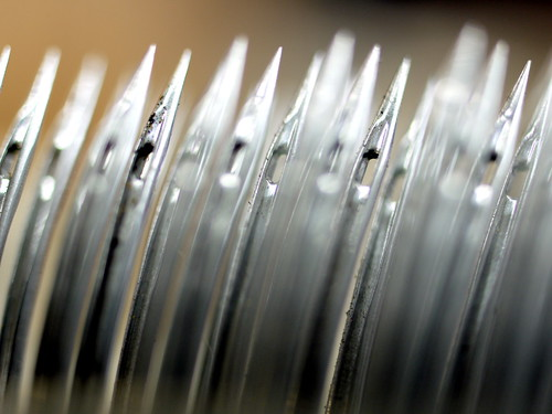 Sewing Machine Needles 2