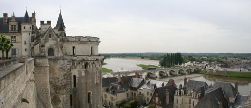 Pano depuis le château
