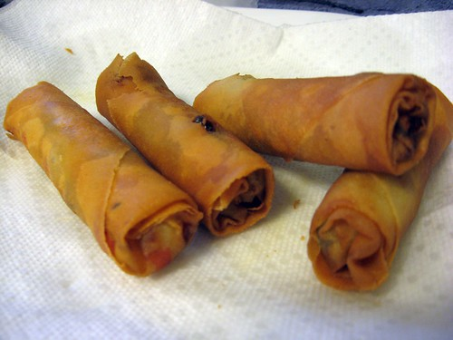 A Few Pieces of Lumpia