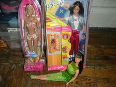 (Goodbyeyouhellome) Tags: green beach barbie locker teresa beachgirl newgirls