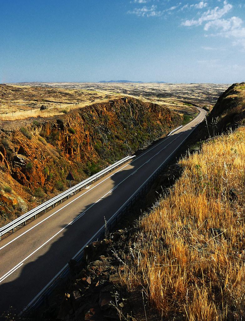 La serena road I (La Ruta)