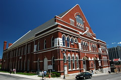 USA - Tennessee - Nashville - Ryman Auditorium (Jim Strachan) Tags: nashville rymanauditorium