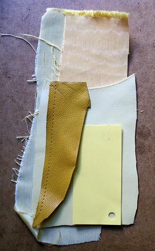 Calder suitcase materials