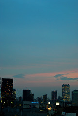#155 (maaco) Tags: sunset sky dusk voigtlander 365 40mm 2009 d60 ultron capturenx