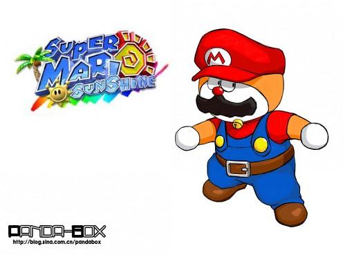 gato cósmico Doraemon Mario Bros