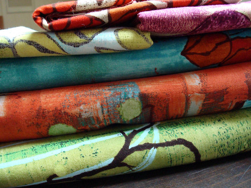 Laura Gunn fabrics