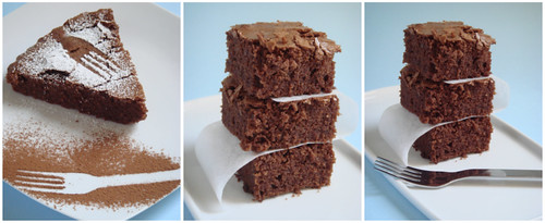 brownies collage1