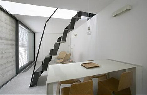 Ouno Design 187 Alternating Tread Staircases